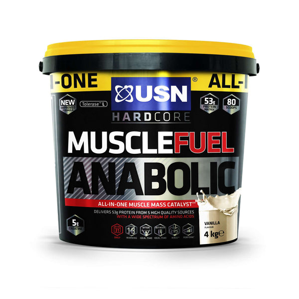 USN Muscle Fuel Anabolic .V2 4kg