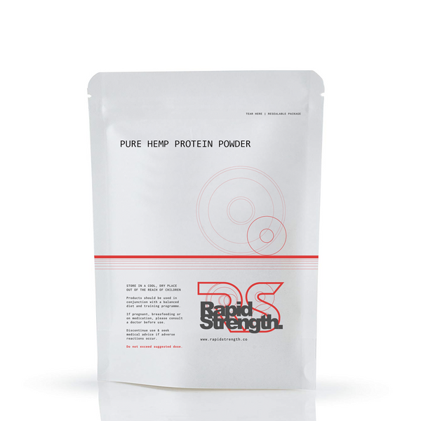 Raw Hemp Protein Powder 250g