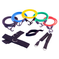 Total Resistance Band Home Training Set