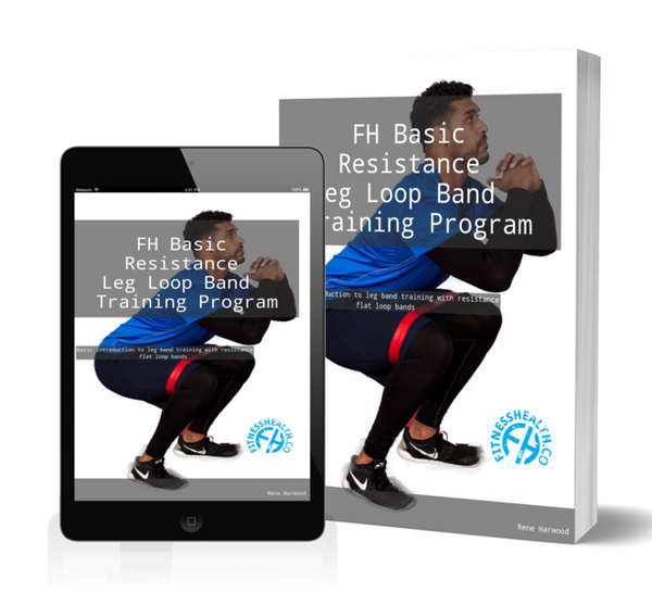 Free Basic Resistance Band Mini Loop Workout eBook Download PDF