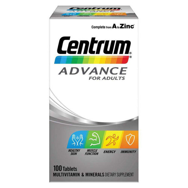 Centrum Advance Multivitamin and Multimineralism