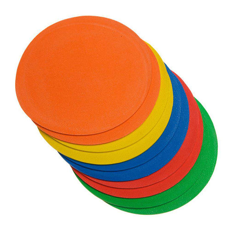 FH Flat Disc Markers Non Slip Set of 10