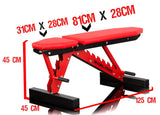 Heavy Duty PRO Bench - Avenger Gym Series