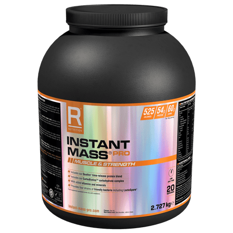 Reflex Nutrition Instant Mass Protein Heavyweight Gainer
