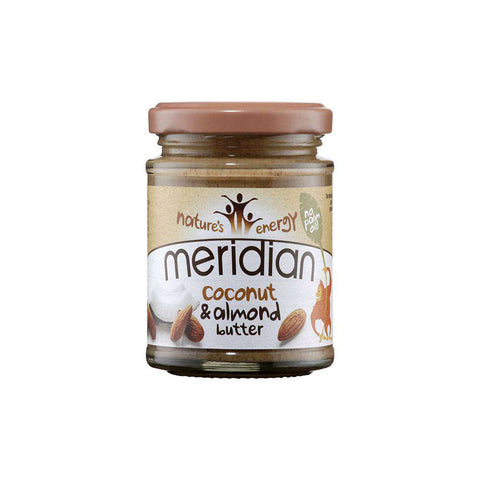 Coconut & Almond Butter Meridian 170g