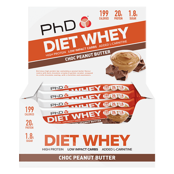 PHD NUTRITION DIET WHEY BAR