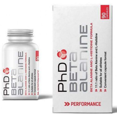 PhD Nutrition Beta  Alanine - Fitness Health