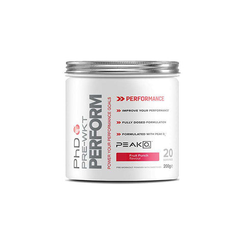 PhD Pre Workout Performance 200g