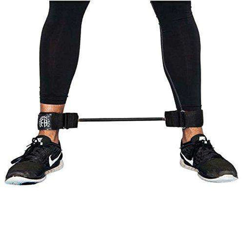 FH Lateral Stepper Resistance Band with Ankle Straps