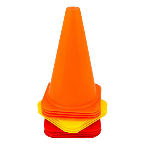 "9"" Traffic Marker Cones Sports Team"