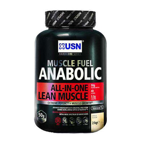 USN Muscle Fuel Anabolic Banana 2 KG - Fitness Health