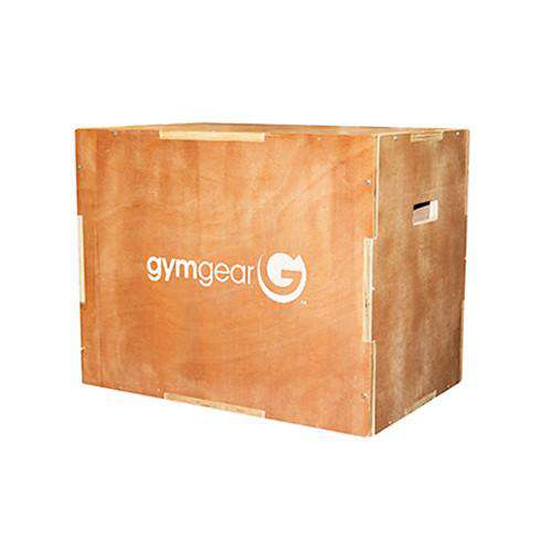 Wooden Plyometric Box Gym Gear - Fitness Health