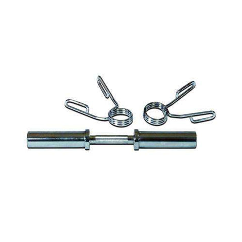York Olympic Dumbbell Bar - Fitness Health