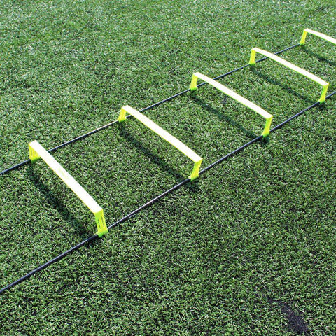 FH Elevated Speed Ladder Agility Training