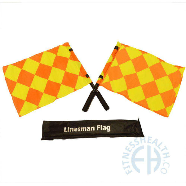 FH Linesman Flags 2 Pcs Set - Fitness Health