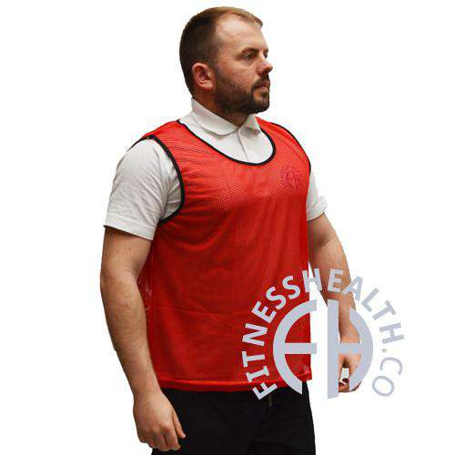 FH Sports Team Training Bibs Set of 5 - Fitness Health