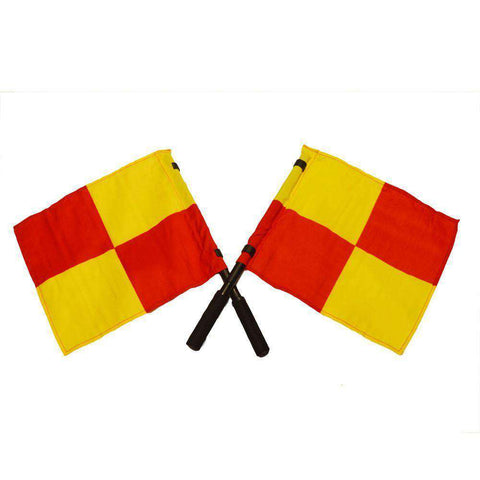 FH Linesman Flags 2 Pcs Set