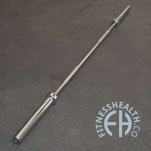 FH Olympic Bar Weight Lifting Barbell Bar - Fitness Health