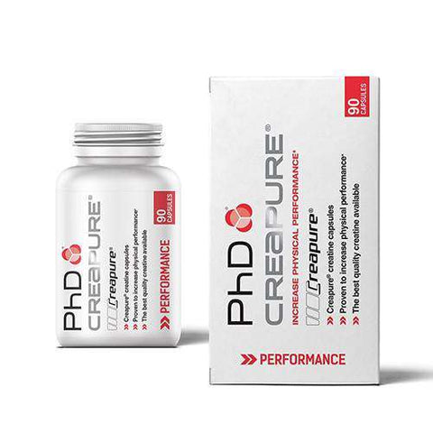 PhD Nutrition Creapure - Fitness Health