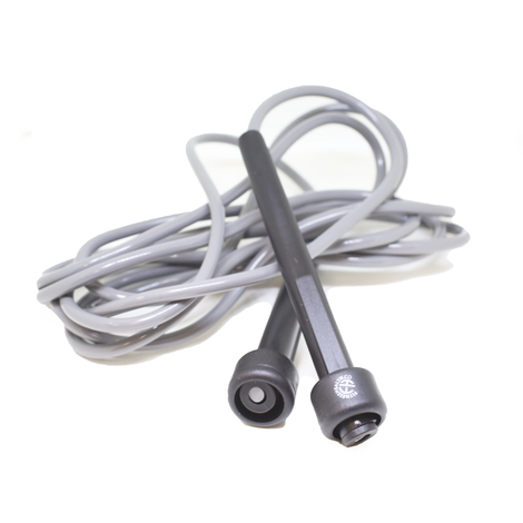Skipping Jump Rope Grey