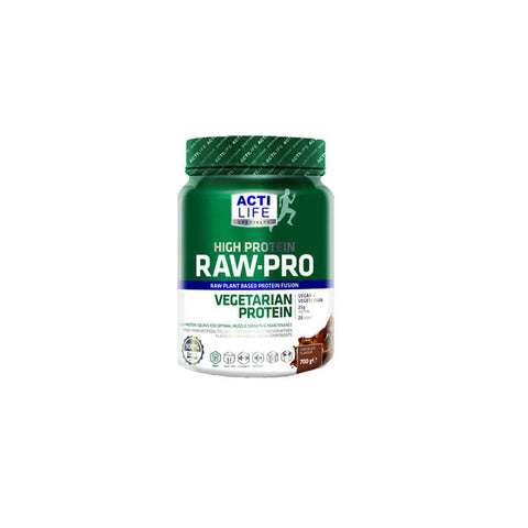 USN Raw-Pro Vegetarian Protein - Fitness Health