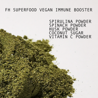 Natural Immune System Booster Vegan Detox Blend