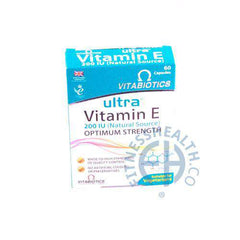 Ultra Vitamin E Vitabiotics