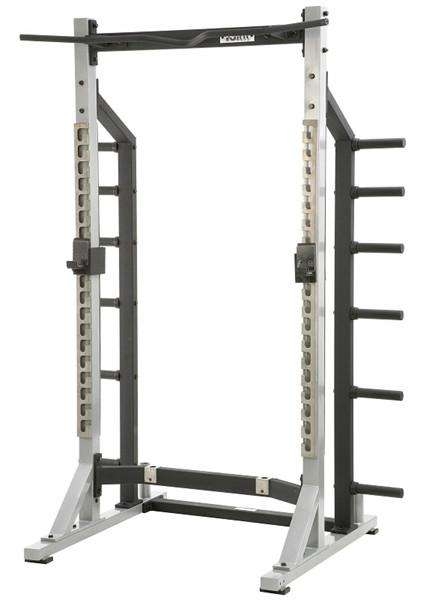 York Fitness STS Half Rack - Fitness Health