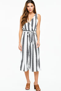 ivory-white-striped-sleeveless-surplice-