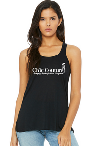 """Chic Couture"" Special Logo Tank"