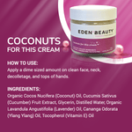 Coconuts For This Cream Eden Beauty