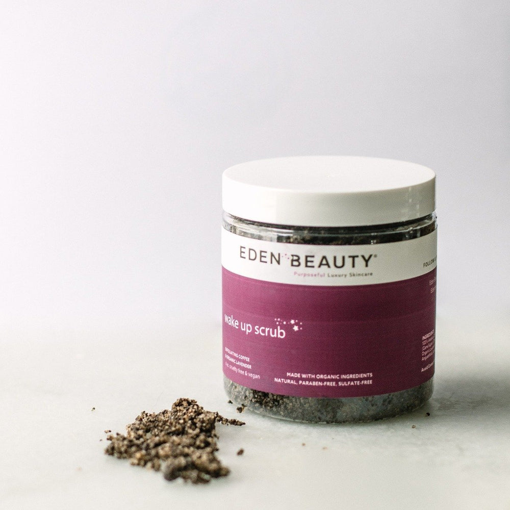 The Wake Up Scrub - Eden Beauty