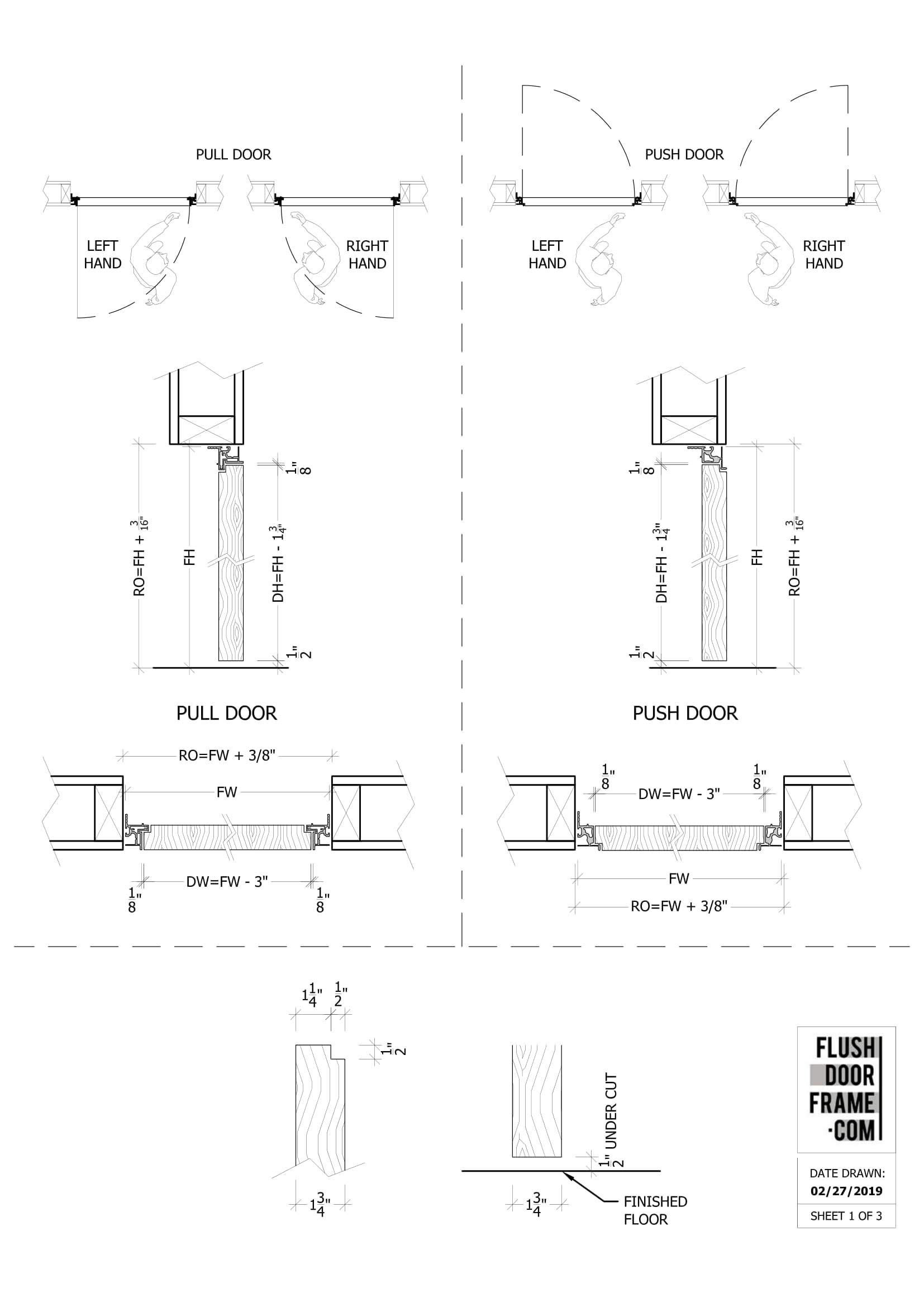 Door Manufacturing Specifications-1