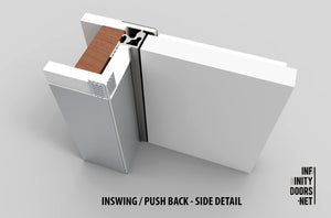 Inswing Push <span>Pre-Hung Double Door | Pre-hung double doors