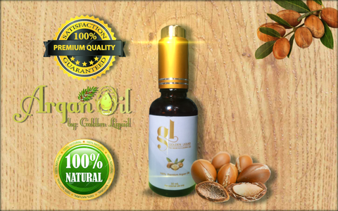 3 Argan Bottle + 1 Argan Soap Bundle Promo