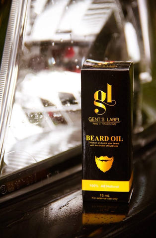 Gent's Label Beard Oil