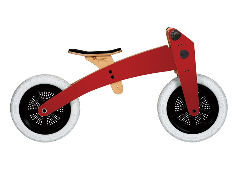 Wishbone Bike 2in1 - Red