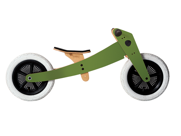 Wishbone Bike 2in1 - Green