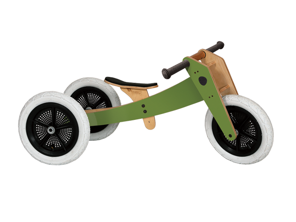 Wishbone Bike 3in1 - Green