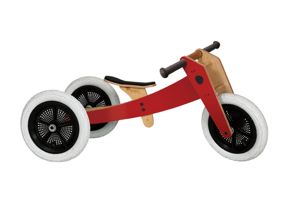 Wishbone Bike 3in1 - Red