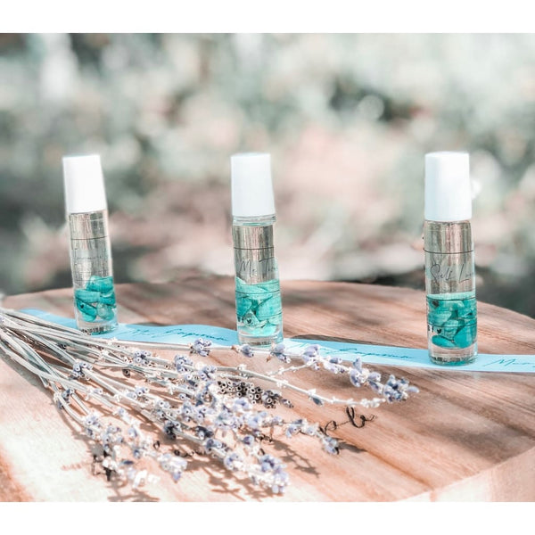 3 Pack Essential Oil Blends - Accessories