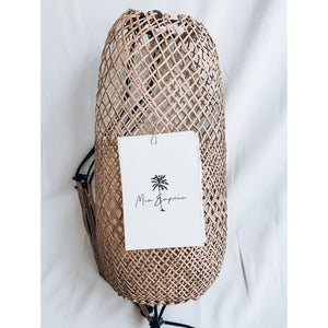 Borneo Fishermans Basket - Accessories