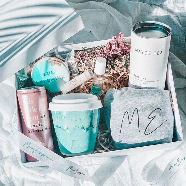 Surprise ME - Ceramic Mug and Maydea Tea (Energise) - Me Time Packages