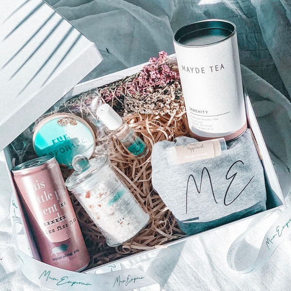 Surprise ME - Maydea Tea (Energise) and BathFizz - Me Time Packages