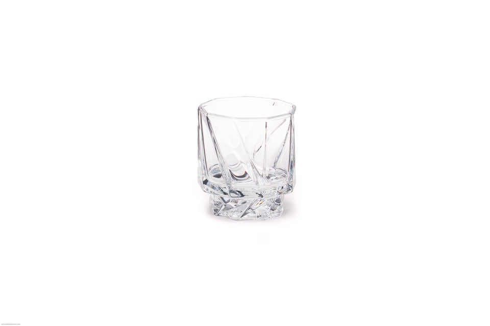 """ghost"" TUMBLER CLEAR - PAIR"
