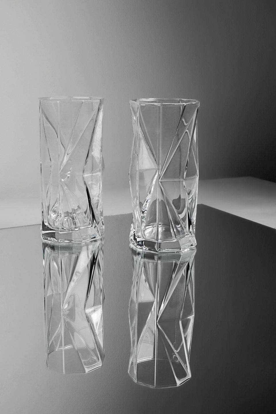 """ghost"" HIGHBALL CLEAR - PAIR"