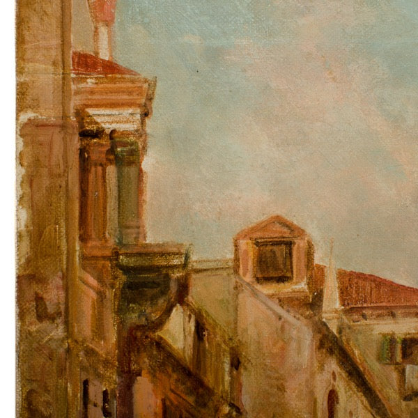 Venice in June by Alfred Pollentine