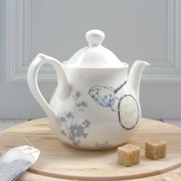 two cup small Teapot