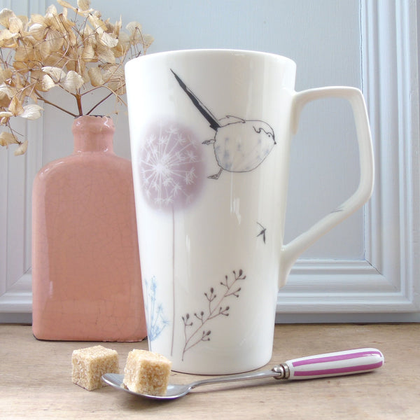 Dandelion Latte/Coffee Mug