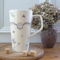 Barn owl Latte/Coffee Mug